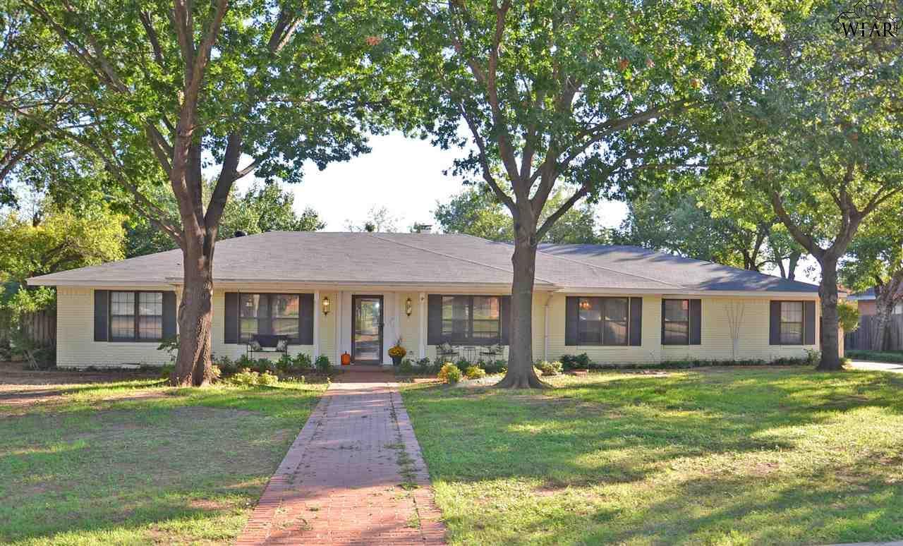 1633 Hursh Avenue, Wichita Falls, TX 76302