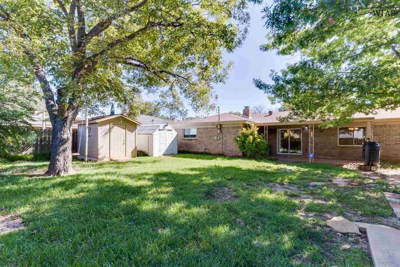 1534 Primrose Drive, Wichita Falls, TX 76302