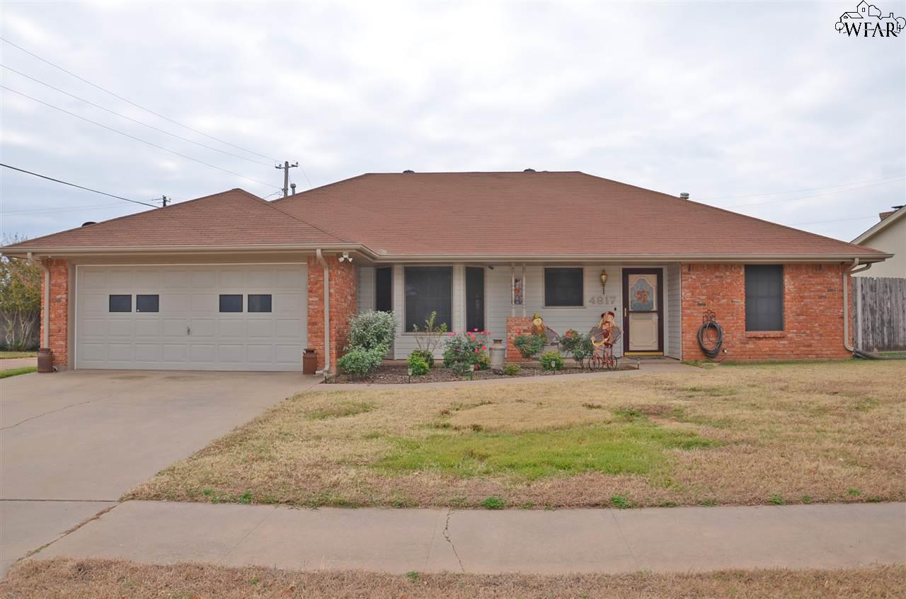 4817 Eldorado Drive, Wichita Falls, TX 76310