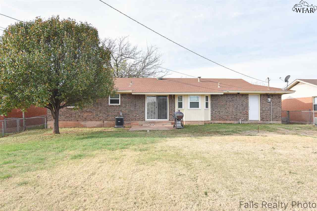 4113 Lenore Drive, Wichita Falls, TX 76306