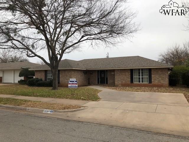 1531 Glendale Drive, Wichita Falls, TX 76302
