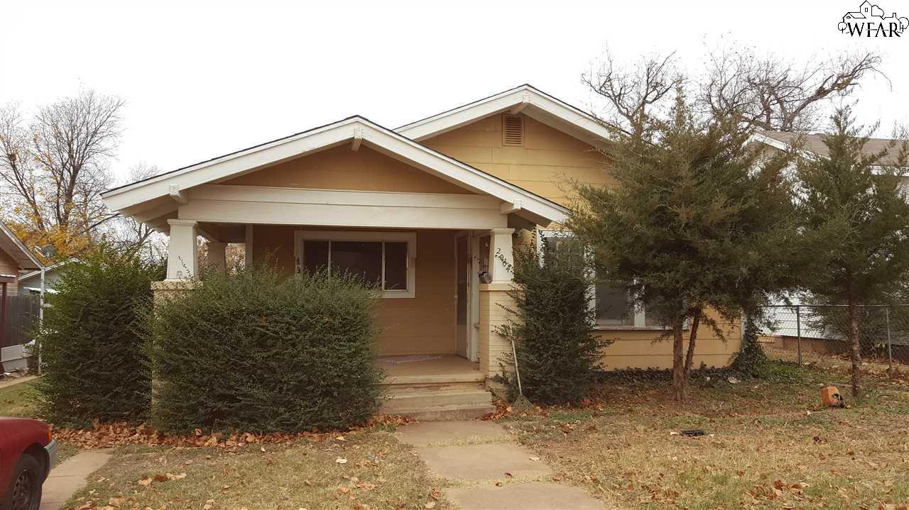 2004 Jones Street, Wichita Falls, TX 76309