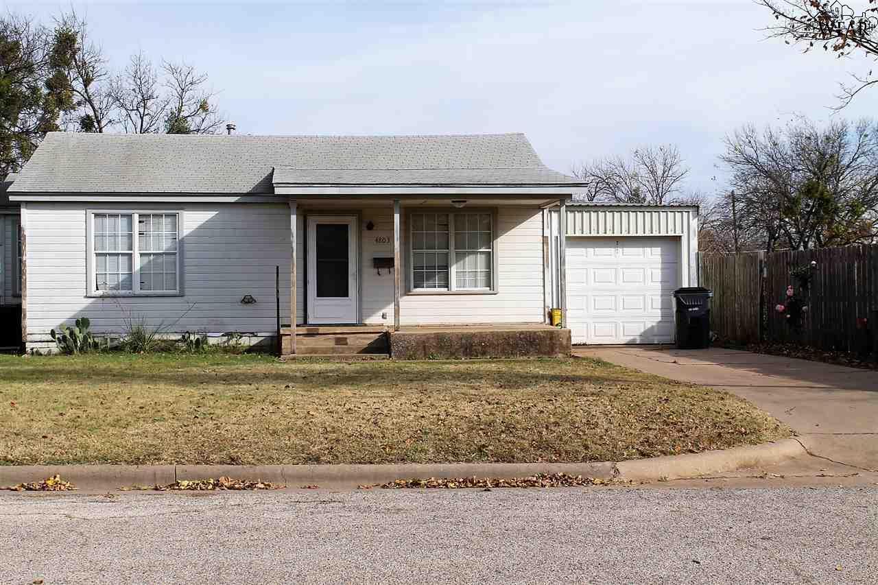4803 Spiser Lane, Wichita Falls, TX 76302