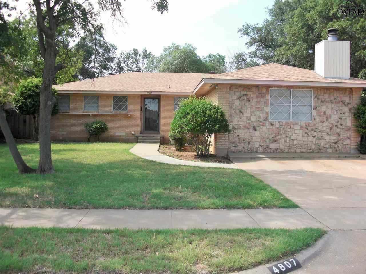 4807 Lindale Drive, Wichita Falls, TX 76309