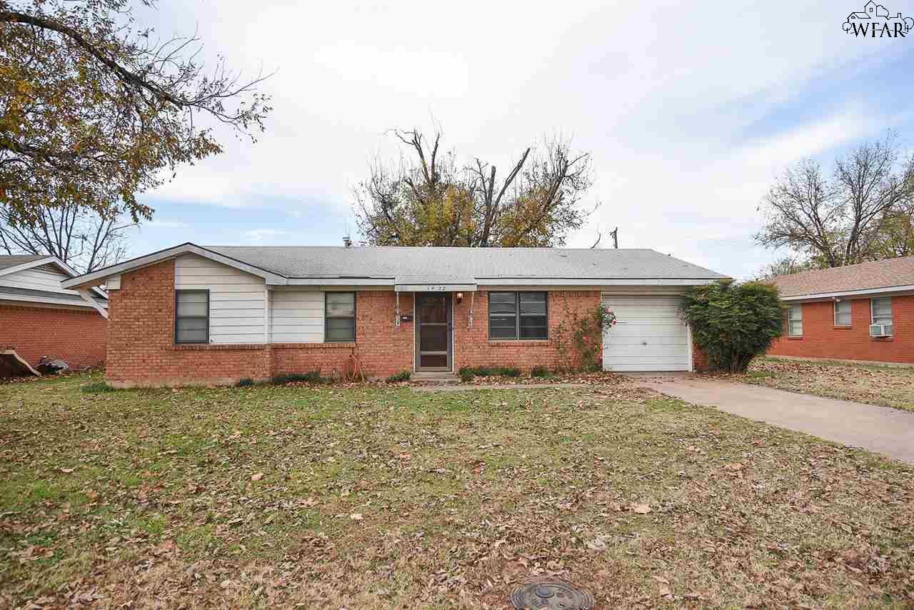 1422 Phoenix Drive, Wichita Falls, TX 76306