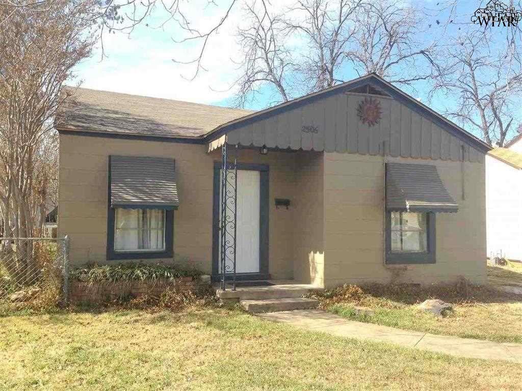 2506 Marie Street, Wichita Falls, TX 76301