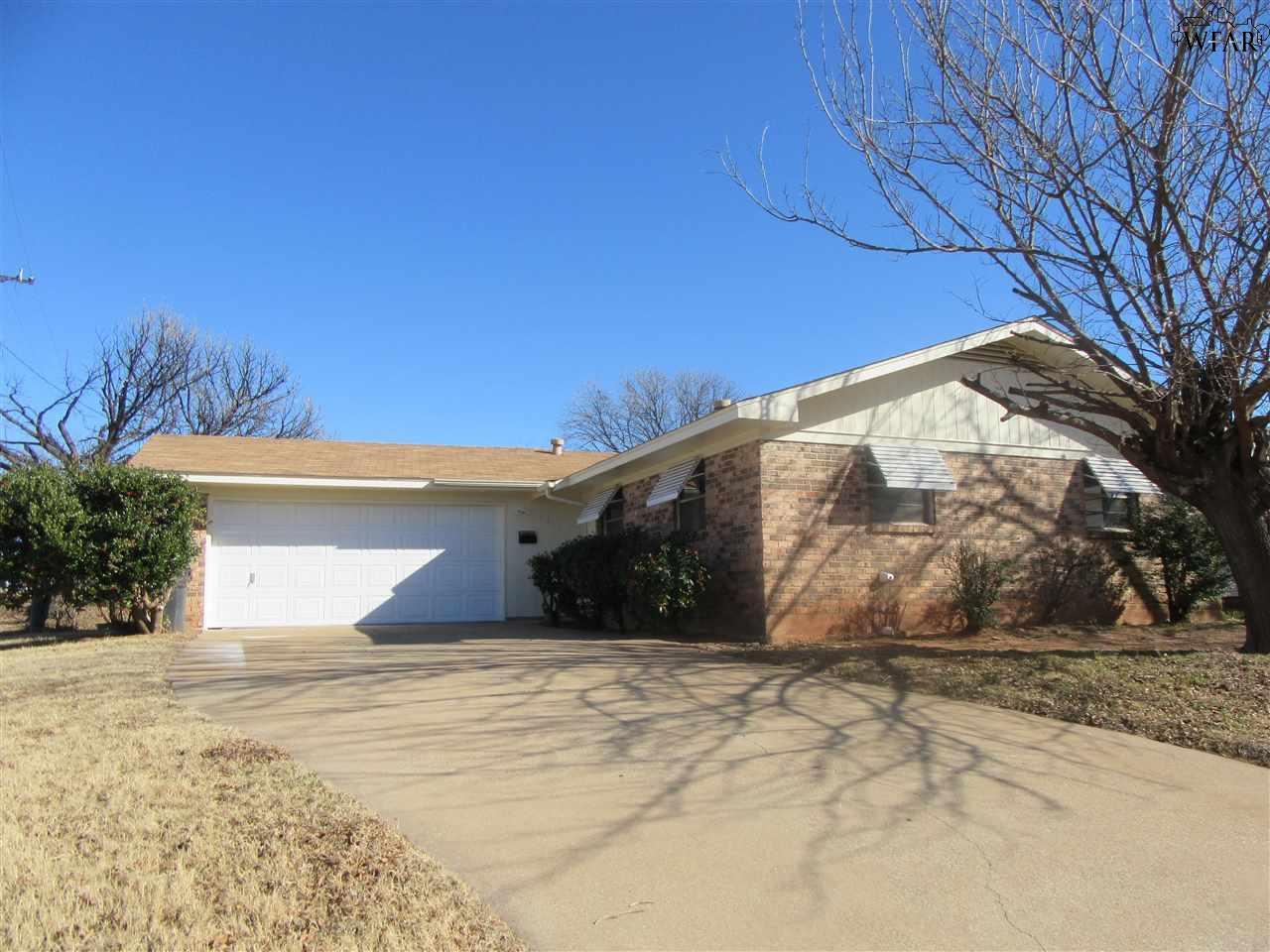 1515 Parkdale Drive, Wichita Falls, TX 76306