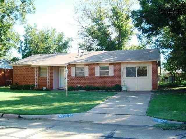 4607 Meadowlake Drive, Wichita Falls, TX 76310