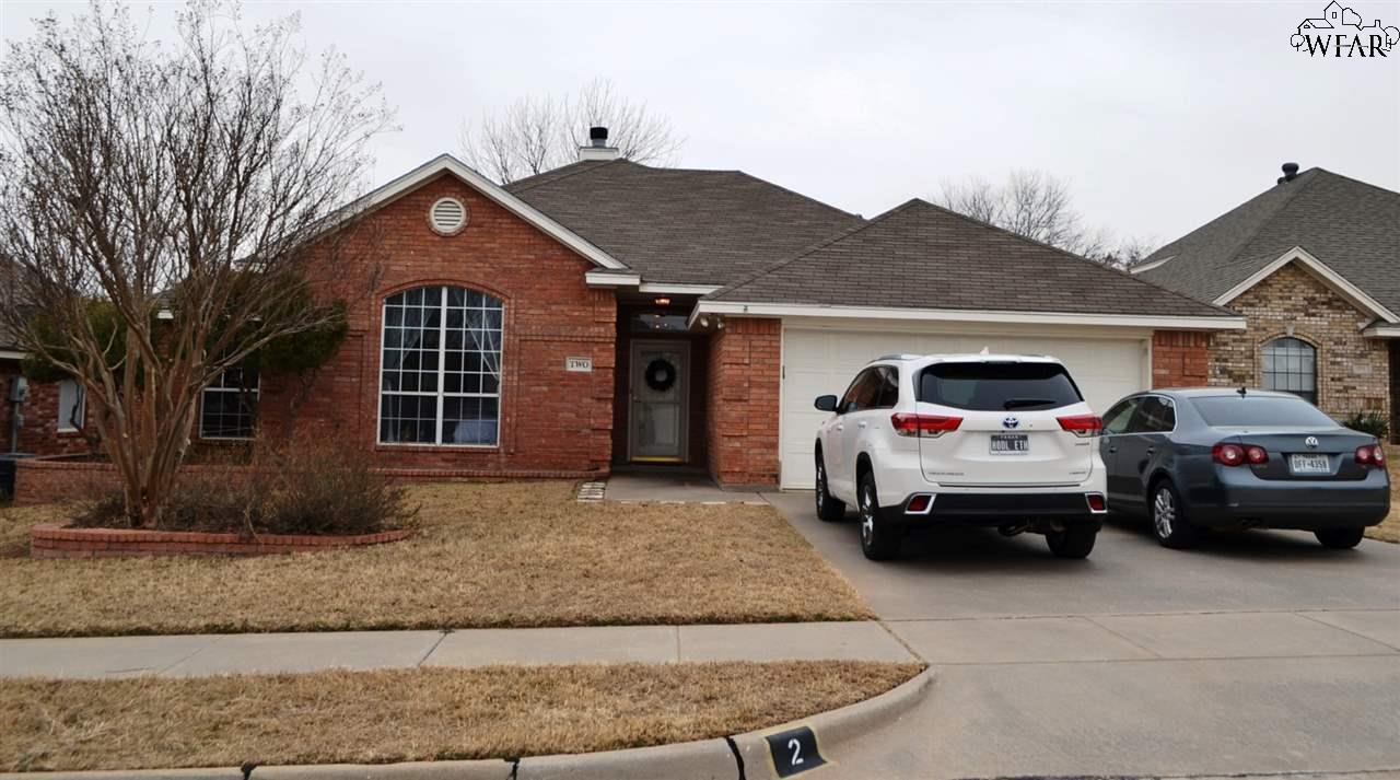 2 Northpark Drive, Wichita Falls, TX 76306