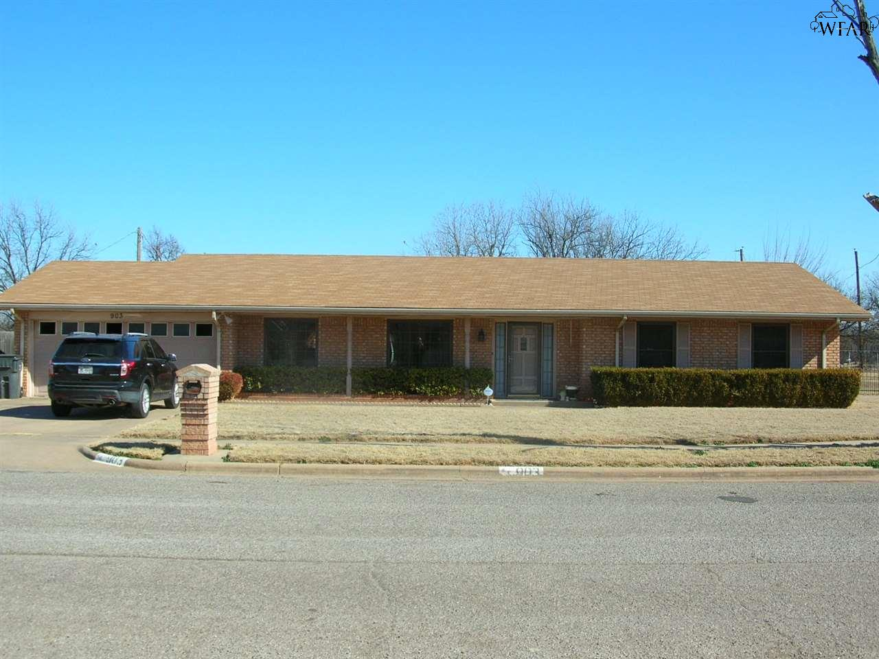 903 Sally Circle, Wichita Falls, TX 76301
