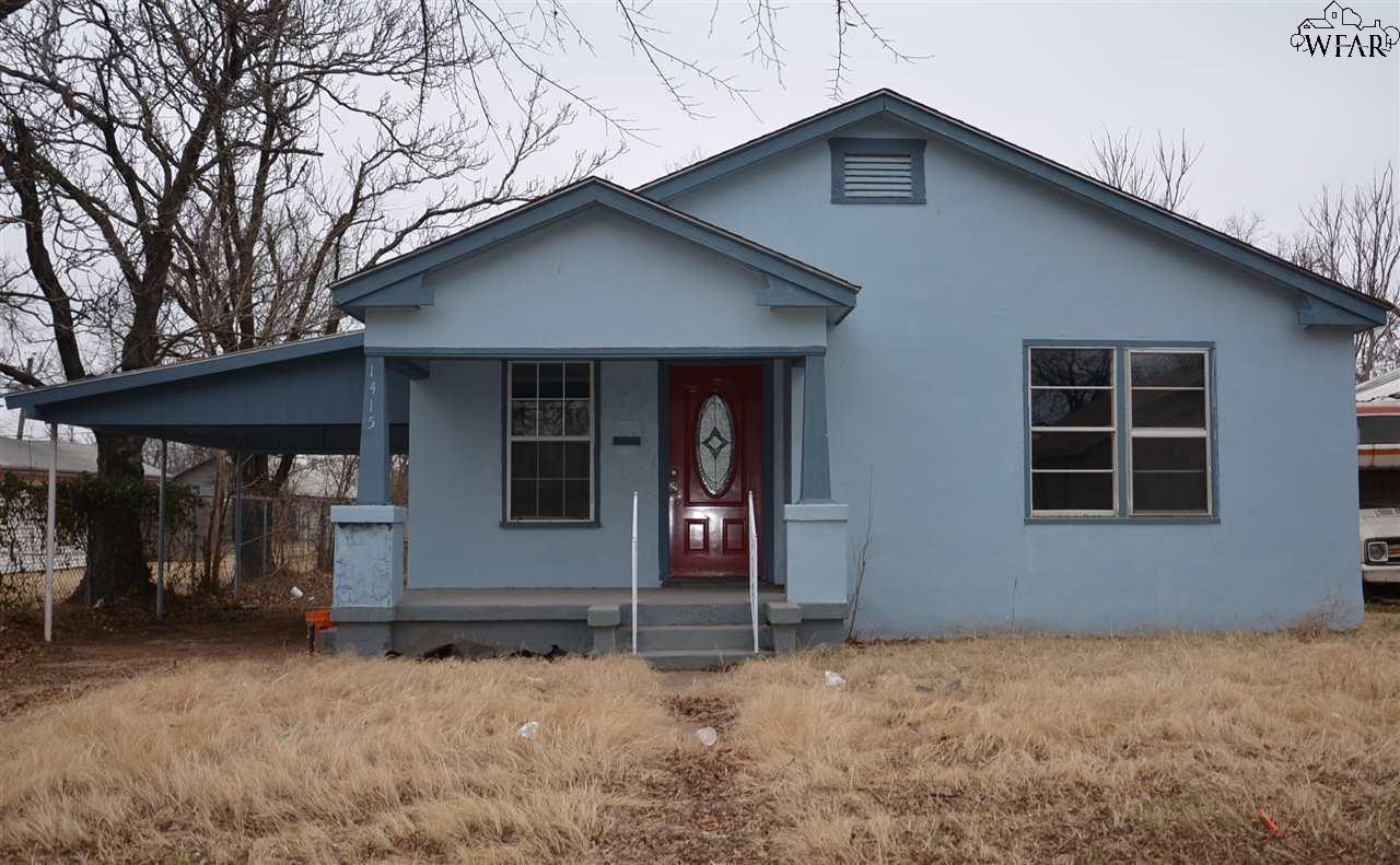 1415 N 8th Street, Wichita Falls, TX 76306