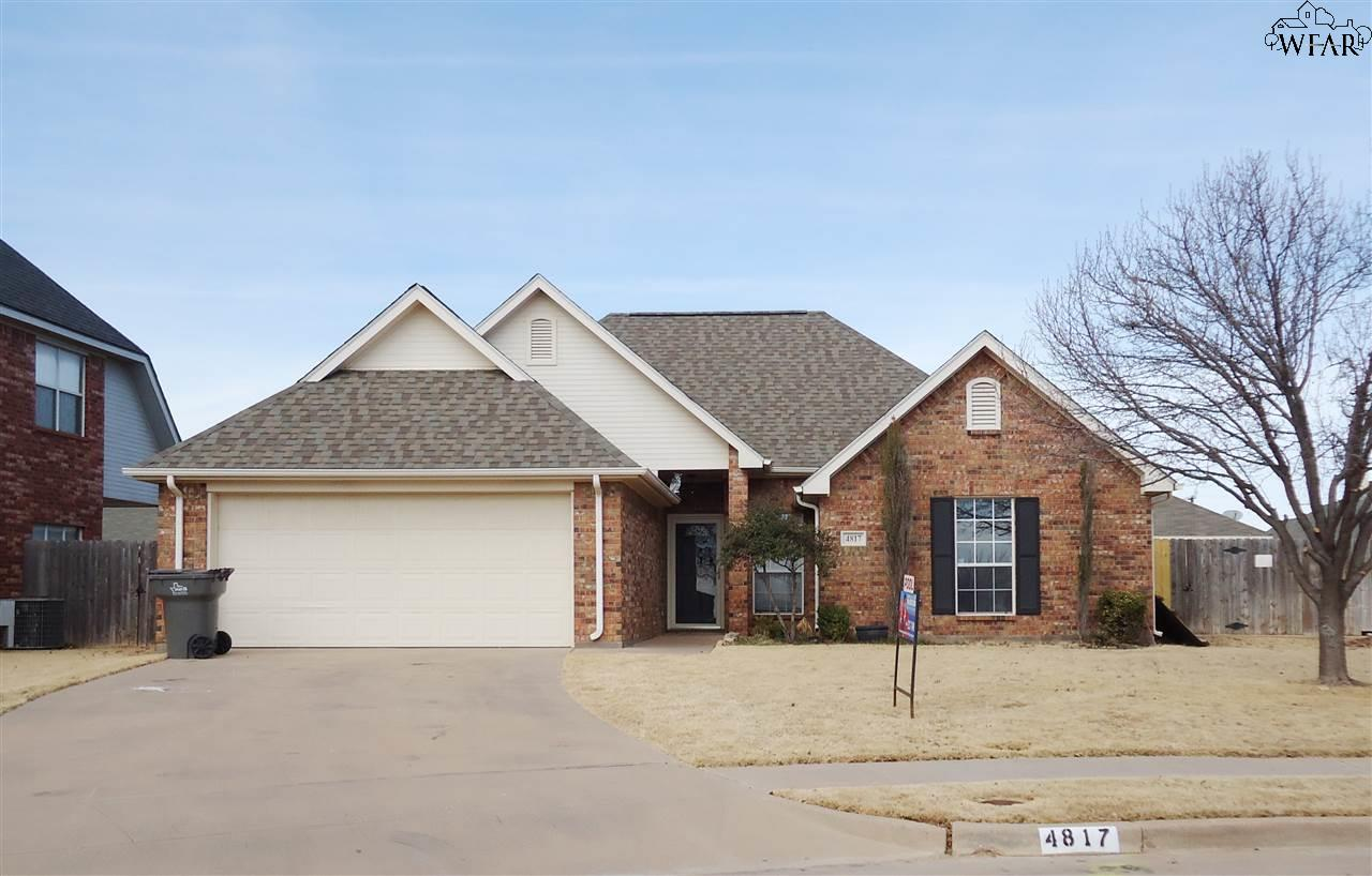 4817 Olympic Drive, Wichita Falls, TX 76310
