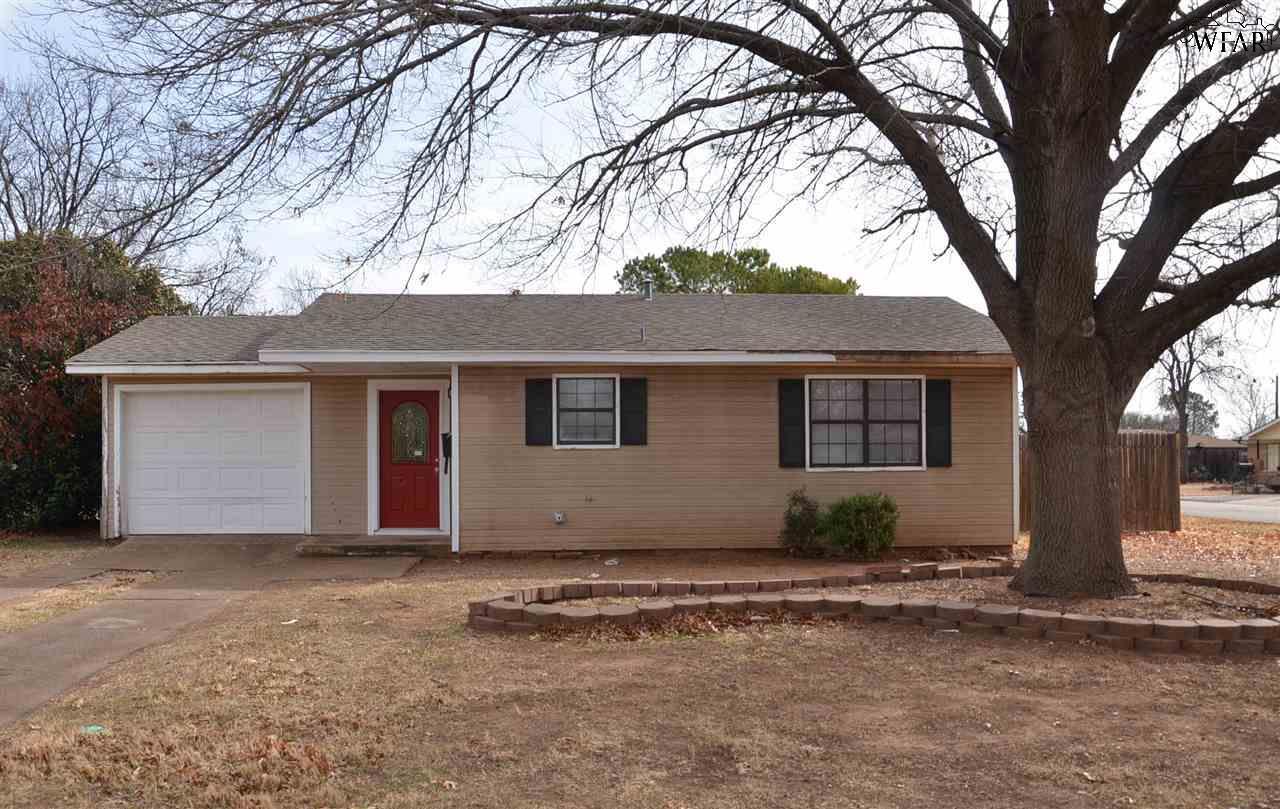 4439 Cunningham Drive, Wichita Falls, TX 76308