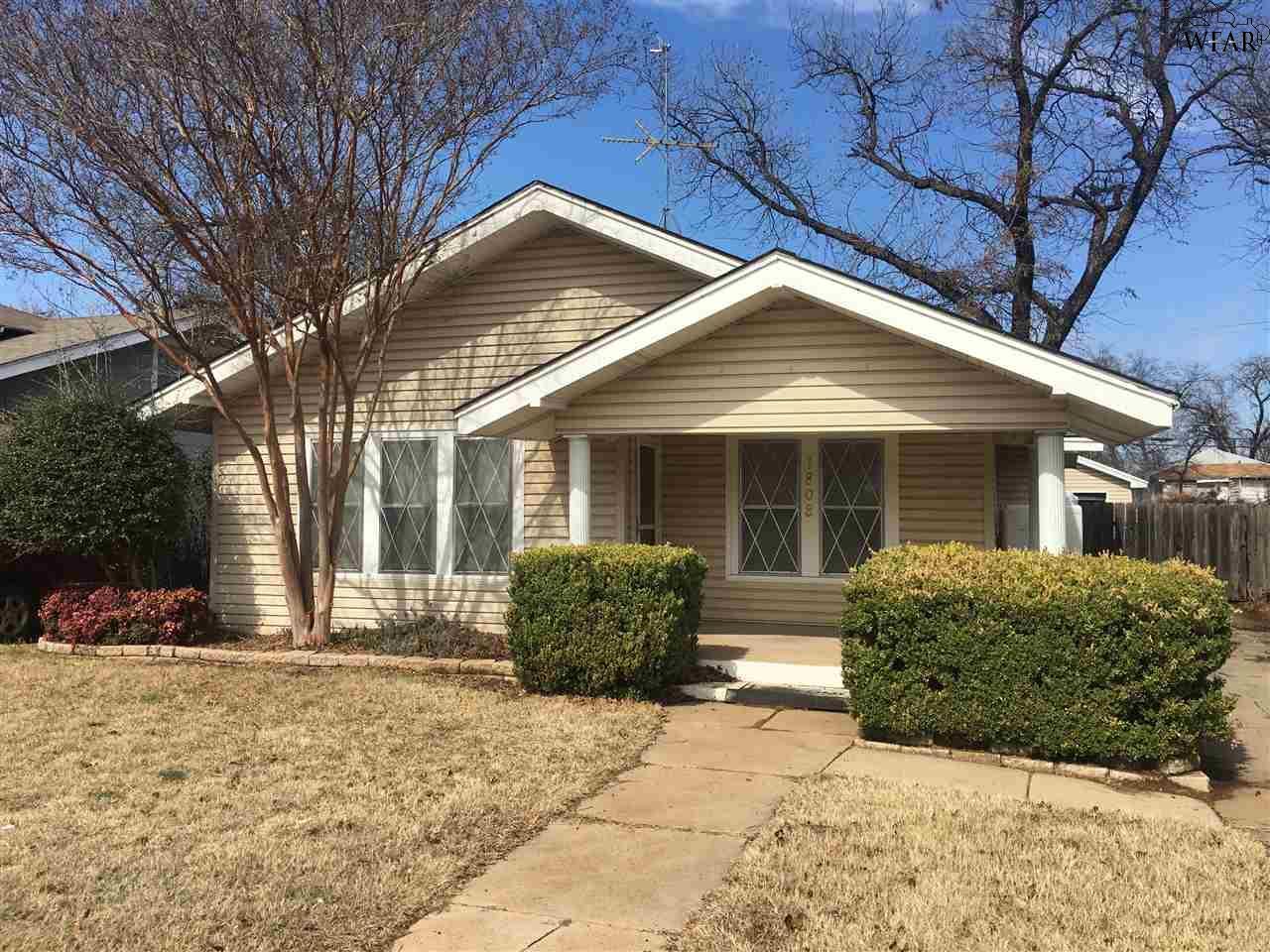 1808 Collins Avenue, Wichita Falls, TX 76301
