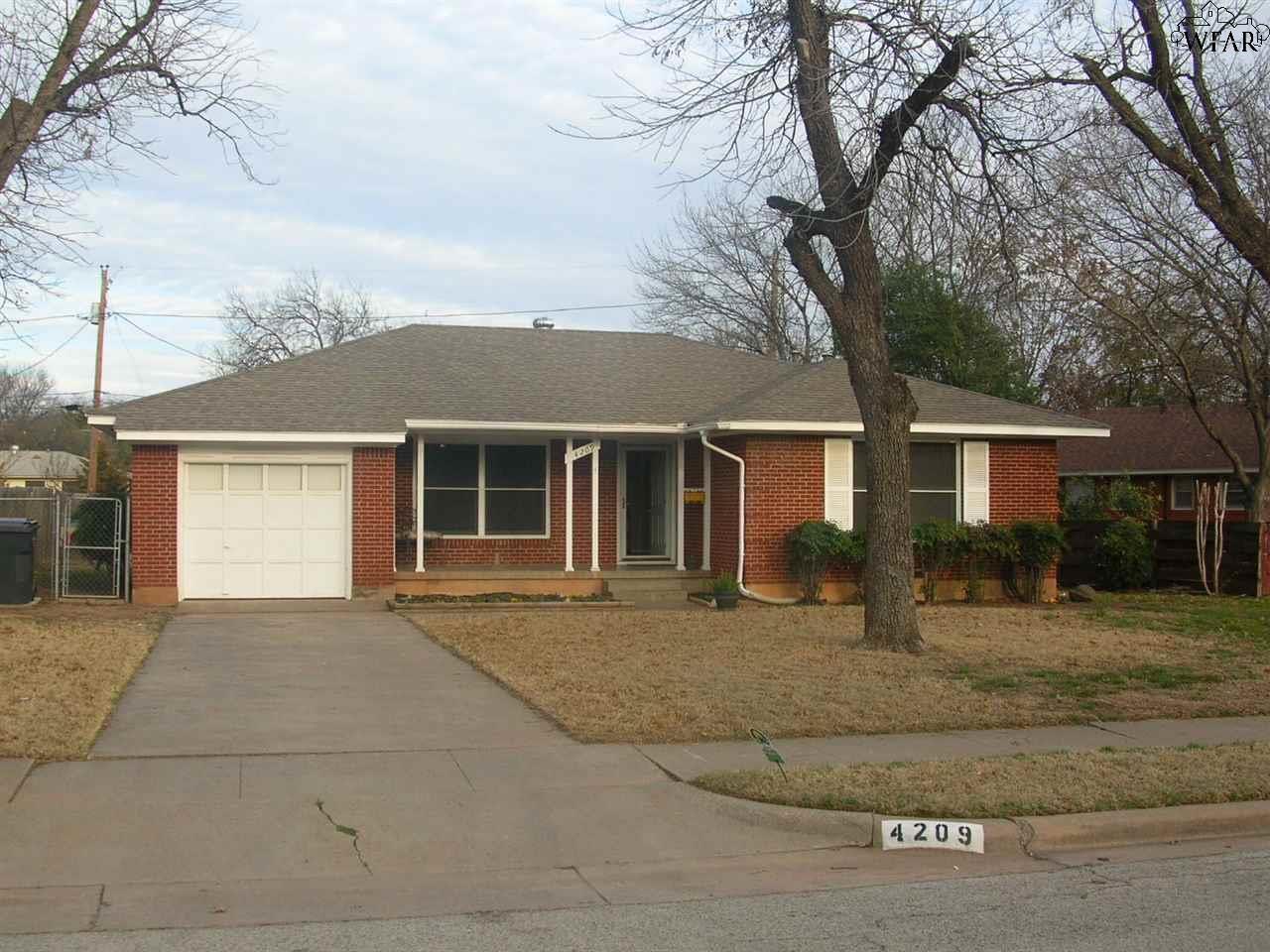 4209 Sondra Drive, Wichita Falls, TX 76308