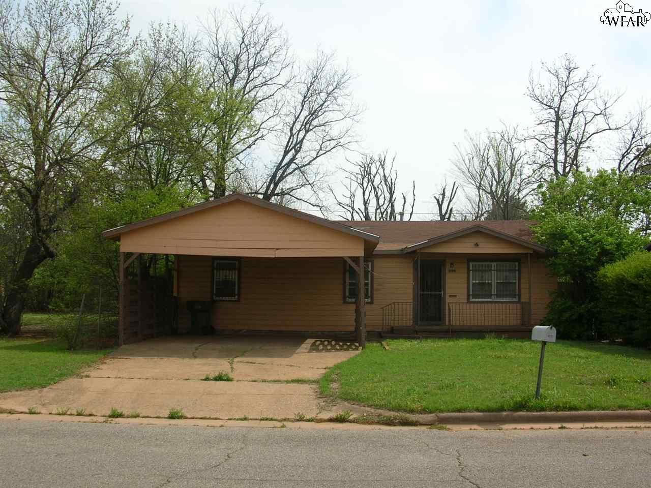 1021 Roosevelt Street, Wichita Falls, TX 76301
