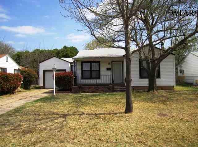 319 Rockwood Drive, Wichita Falls, TX 76301