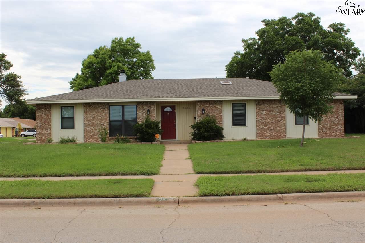 2604 Lansing Boulevard, Wichita Falls, TX 76309