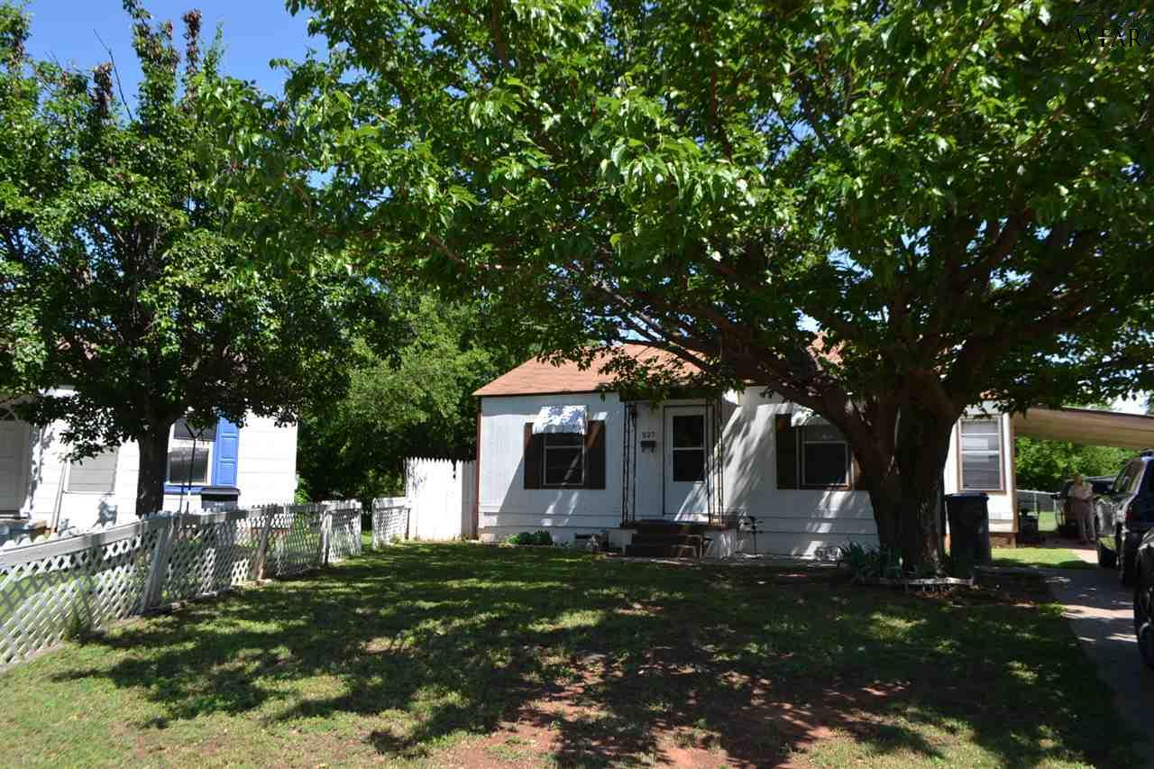 527 E Inwood Drive, Wichita Falls, TX 76301