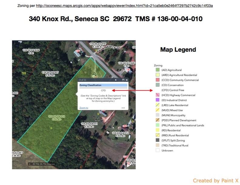 340 Knox Rd, Seneca, SC 29672