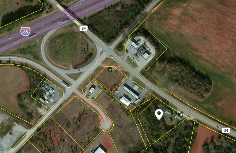 6401 Hwy. 24, Townville, SC 29687