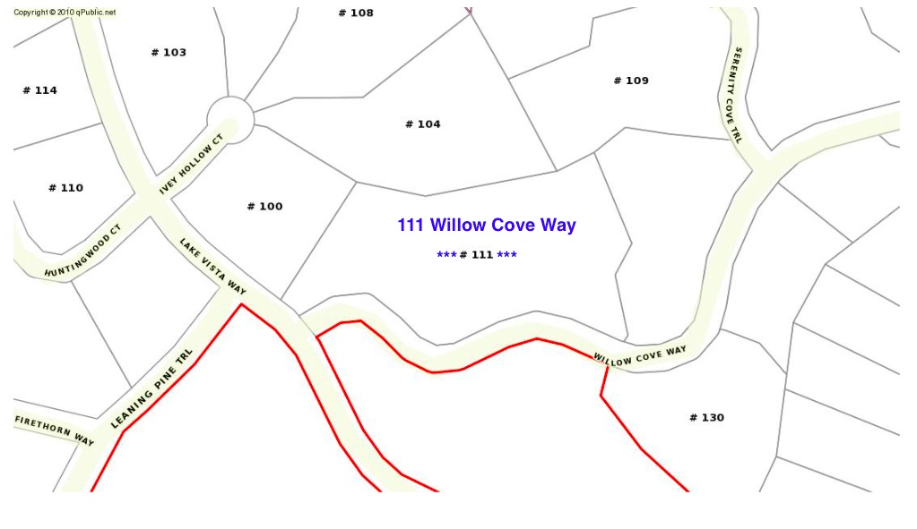 111 Willow Cove Way, Six Mile, SC 29682