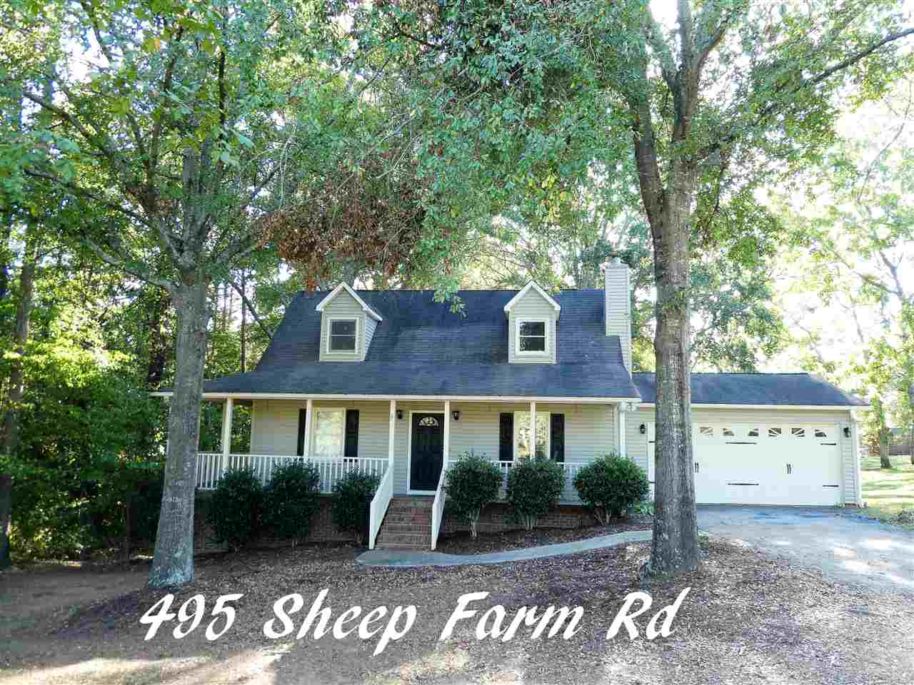 495 Sheep Farm Rd, Seneca, SC 29672