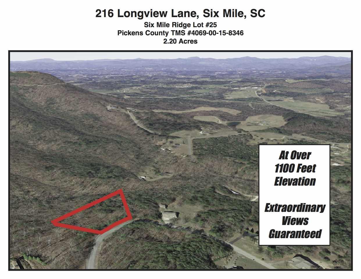 216 Long View Lane, Pickens, SC 29671