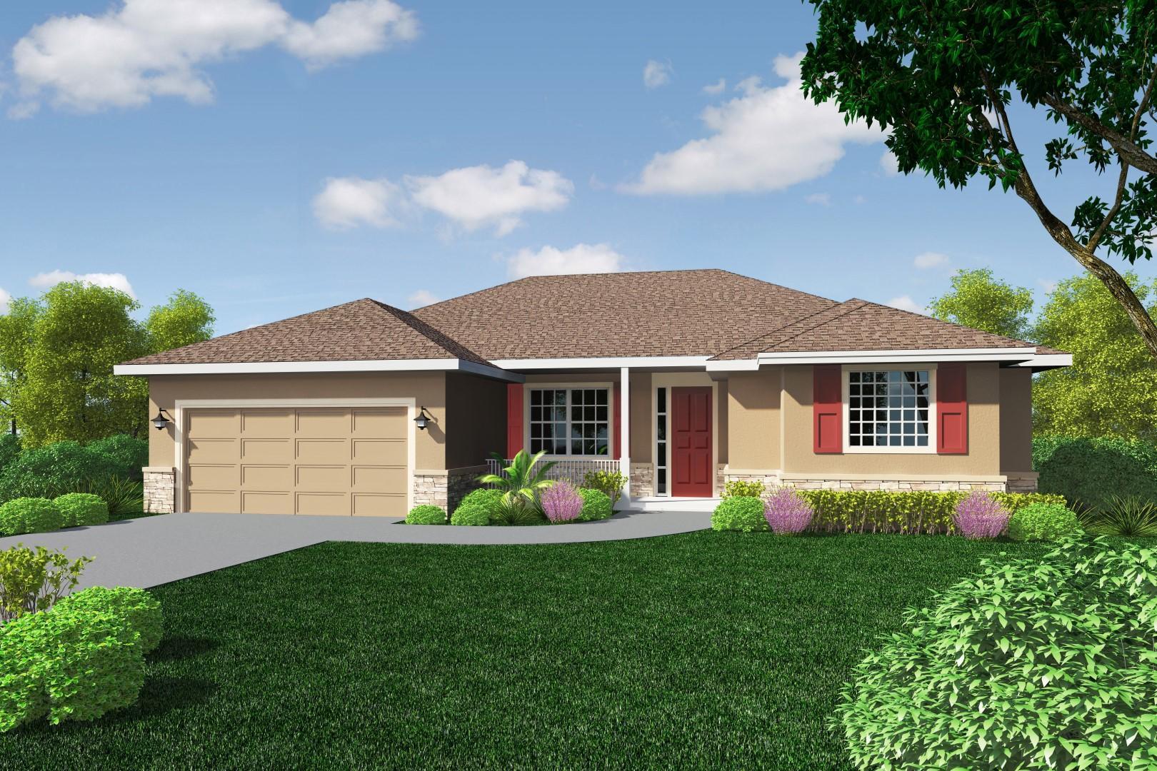 1833 Sw Davis Street, Port Saint Lucie, FL 34953