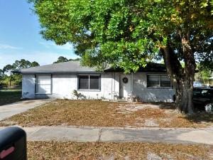 3008 Anderson Drive, Fort Pierce, FL 34946