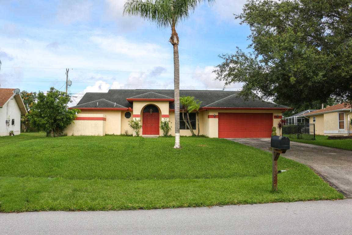 529 Se Cliff Road, Port Saint Lucie, FL 34984