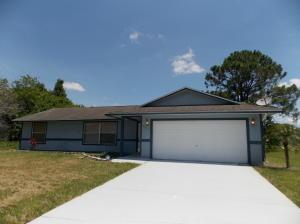 873 Sw Nichols Terrace, Port Saint Lucie, FL 34953