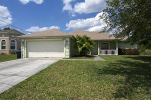 1014 Sw College Park Road, Port Saint Lucie, FL 34953