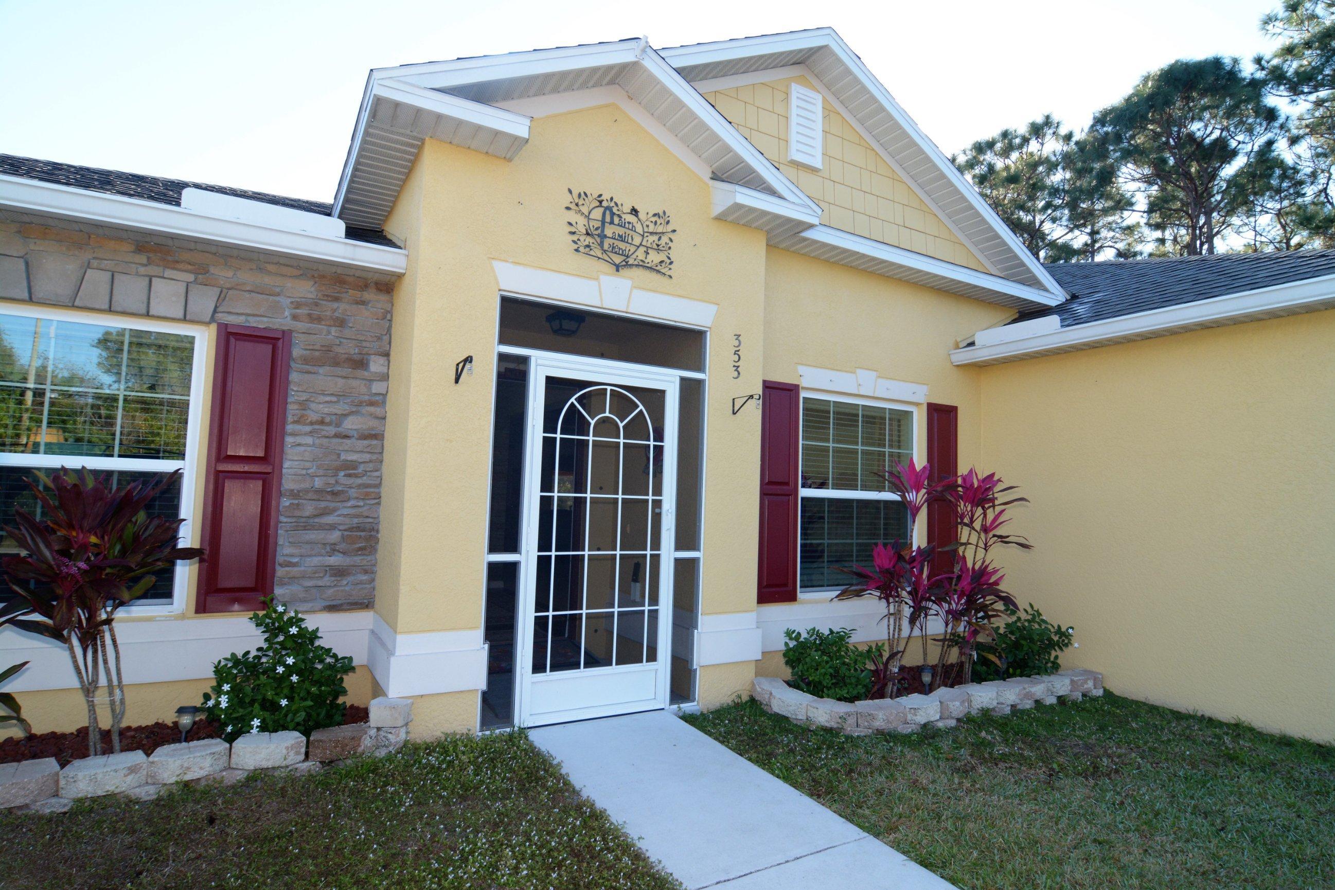 353 Nw Bayshore Boulevard, Port Saint Lucie, FL 34983