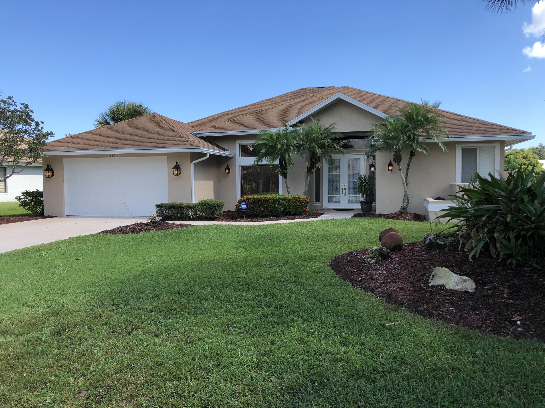 2319 Sw Danforth Circle, Palm City, FL 34990