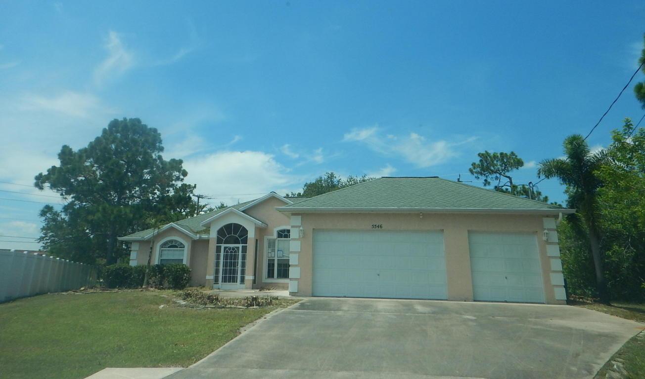 5546 Nw Kappa Court, Port Saint Lucie, FL 34986