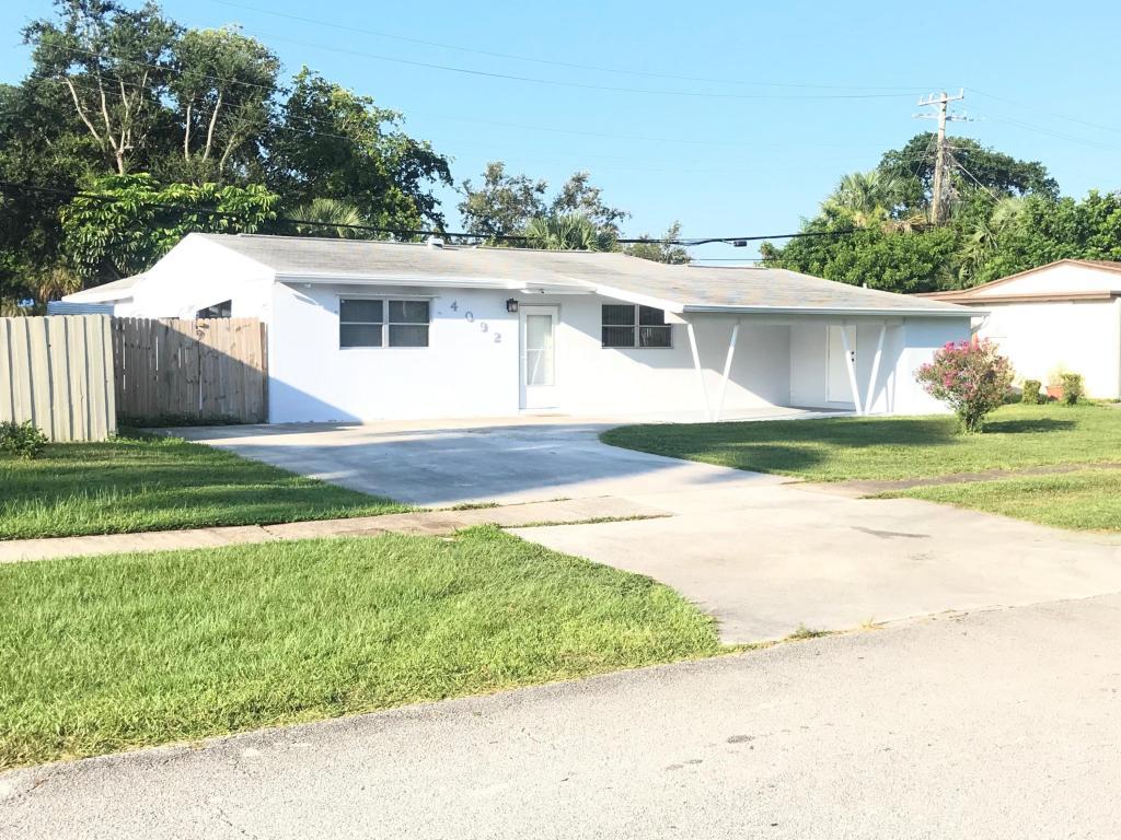 4092 Rochester Street, Palm Beach Gardens, FL 33410