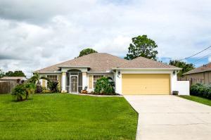 485 Sw Dahled Avenue, Port Saint Lucie, FL 34953