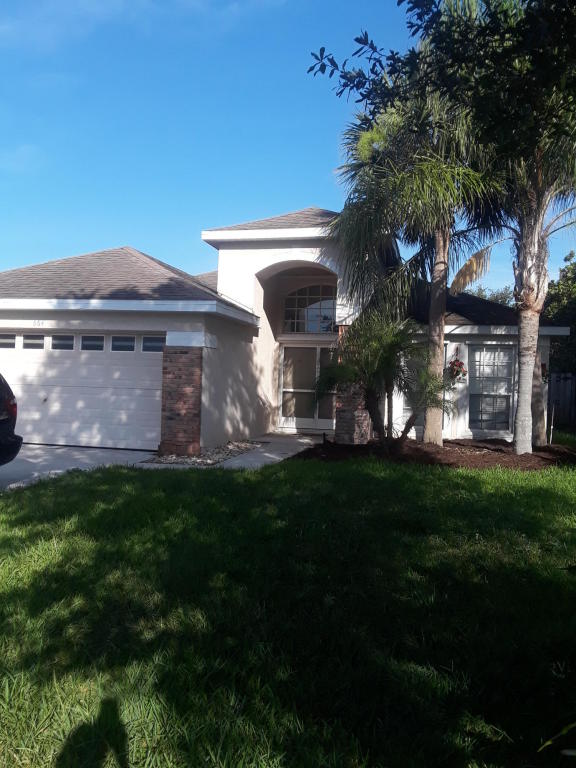 864 Nw Waterlily Place, Jensen Beach, FL 34957