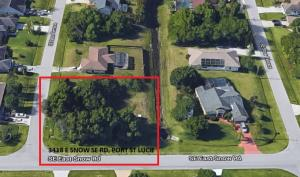 3418 Se Snow E Road, Port Saint Lucie, FL 34953