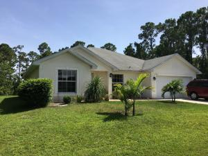 542 Nw Billiar Avenue, Port Saint Lucie, FL 34983