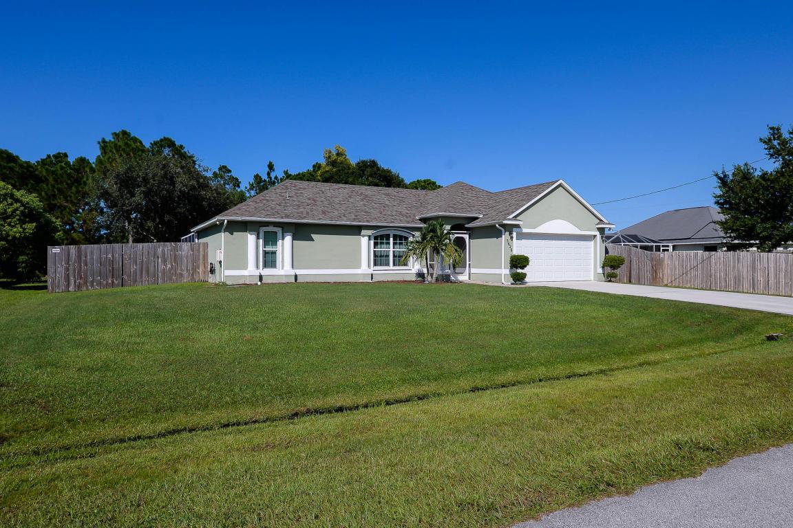 5626 Nw North Crisona Circle, Port Saint Lucie, FL 34986