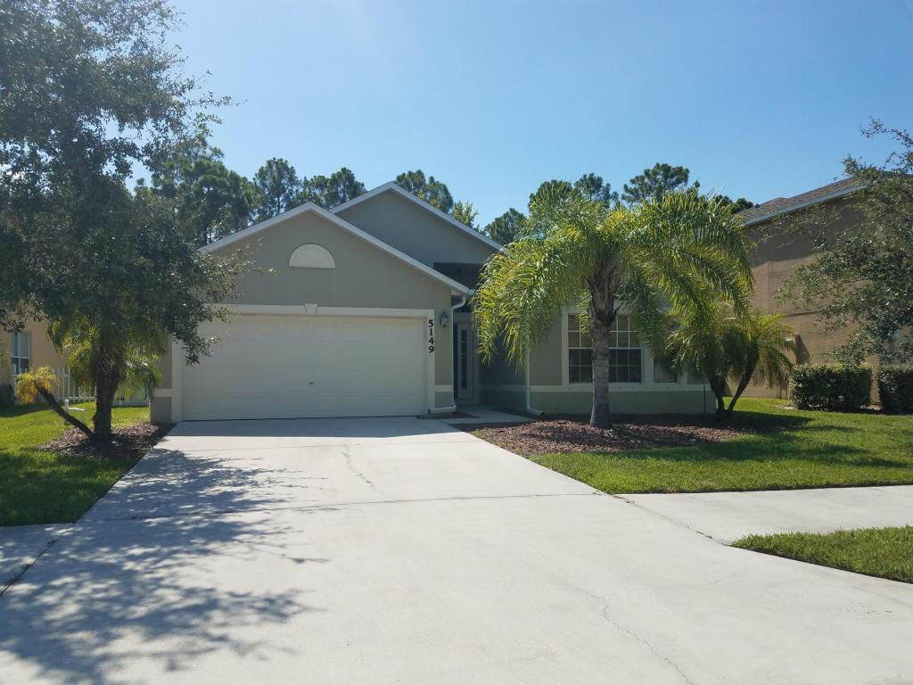 5149 Nw Wisk Fern Circle, Port Saint Lucie, FL 34986
