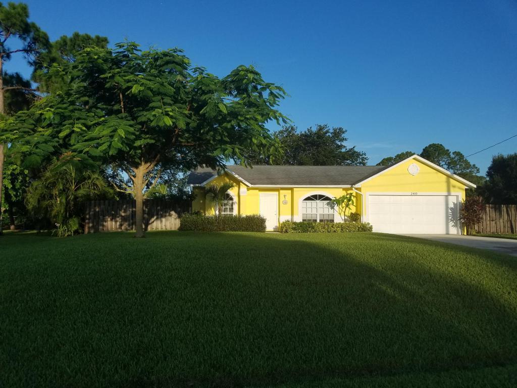 2410 Sw Dalpina Road, Port Saint Lucie, FL 34953