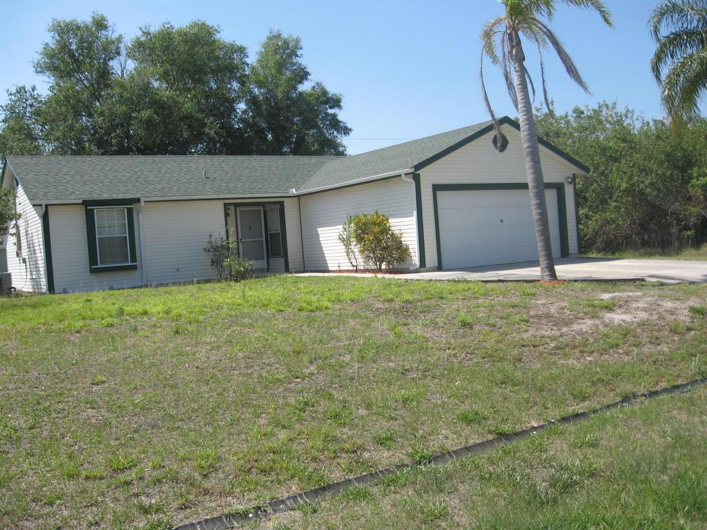 858 Sw Haas Avenue, Port Saint Lucie, FL 34953