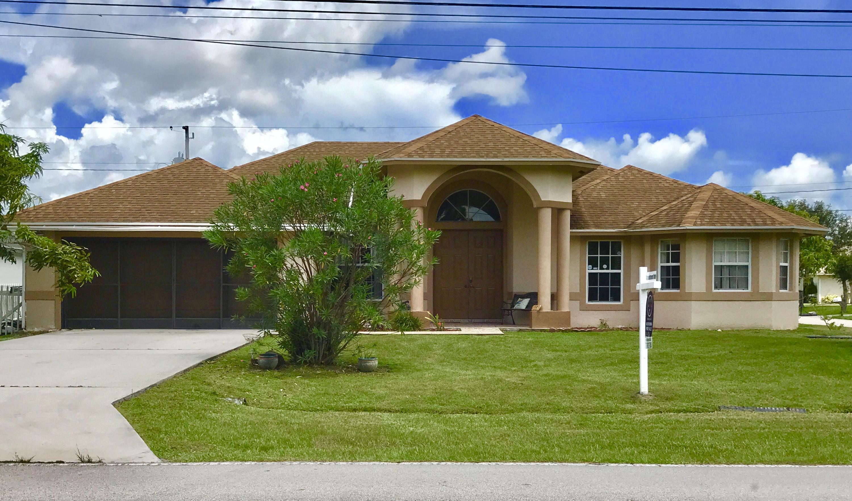1251 Sw Paar Drive, Port Saint Lucie, FL 34953