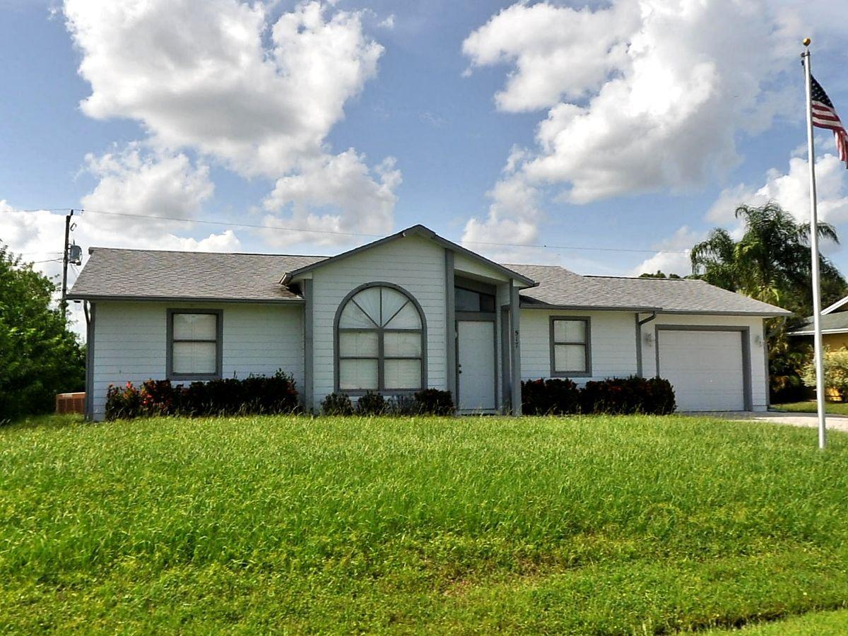 517 Sw Hamburg Terrace, Port Saint Lucie, FL 34984