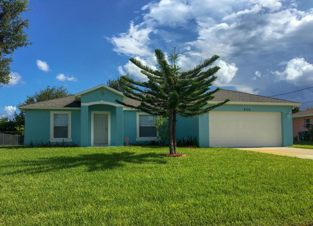 426 Nw Kilpatrick Avenue, Port Saint Lucie, FL 34983