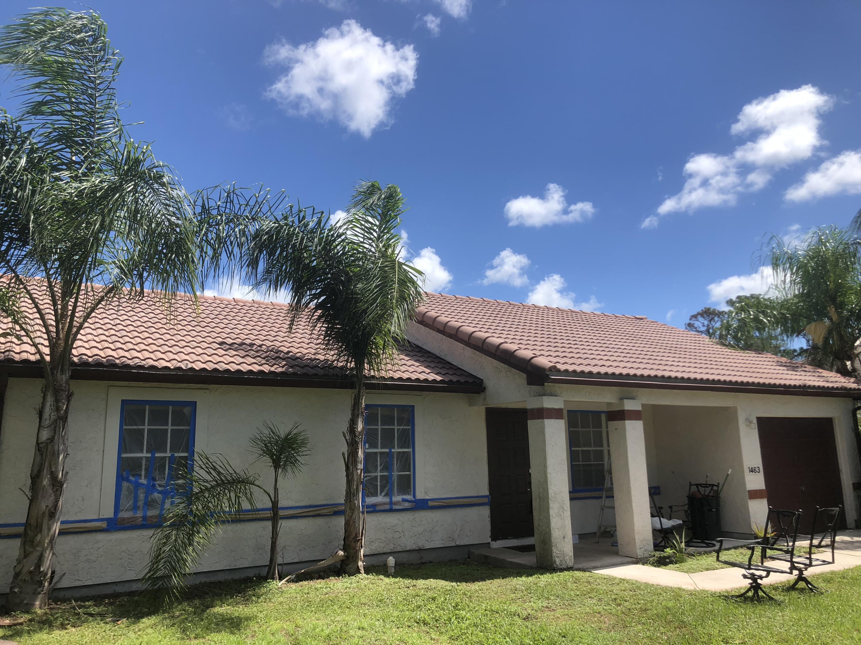 1463 Sw Herder Road, Port Saint Lucie, FL 34953