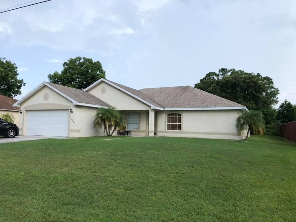 1716 Sw Cashmere Boulevard, Port Saint Lucie, FL 34953